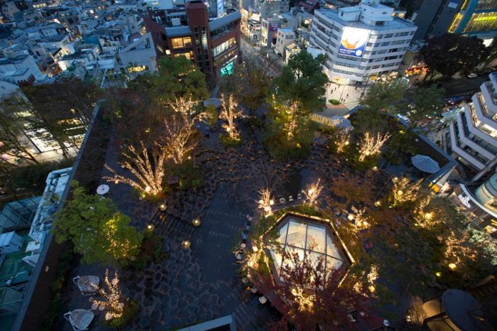 OMOHARA Christmas illumination(オモハラクリスマスイルミネーション)