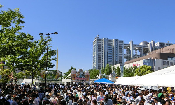 Daiba Oktoberfest