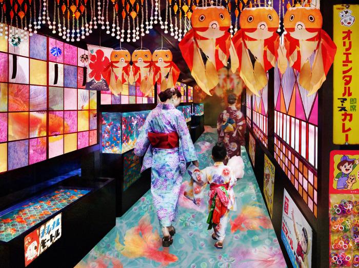 Tokyo Goldfish Wonderland 2019