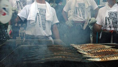 Meguro Saury Festival
