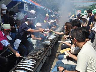 Meguro Citizens Festival (Meguro Saury Festival)