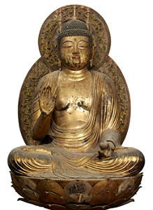 The Hidden Buddha of Rakuyaji Temple, Shiga