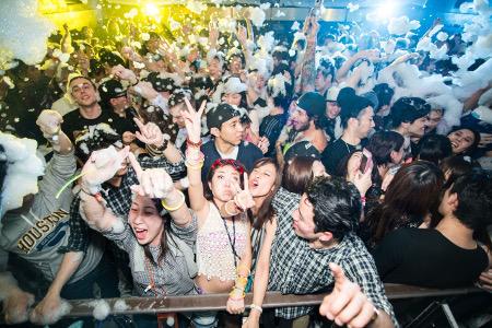 """AWA-HALLOWEEN"" Shibuya Halloween Party"