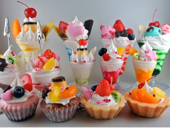 Japanese Plastic Food Sample Art Experience in Tokyo(Yamato Sample Seisakusyo/Fan Fun Fan)