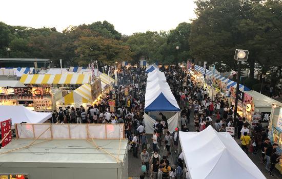 Hokkaido Food Fair in Yoyogi Park
