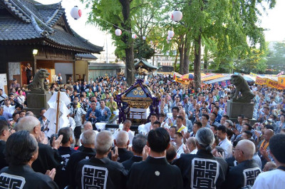 Kameari Katori Shrine Annual Festival 2016
