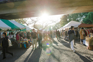 "earth garden ""Autumn"" 2016 the 12th Yoyogi Craft Fair"