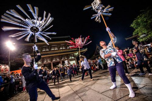 Ikegami Honmonji Temple - Oeshiki Festival