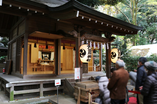 "Okunitama Jinja Shrine ""Tori no Ichi"" (Otori Shrine Annual Festival)"