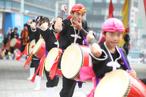 Oedo-Kakki Parade - Nihonbashi・Kyobashi Festival -