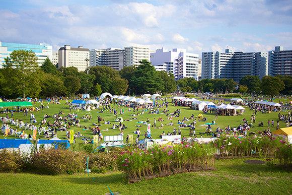 Tokyo picnic 2018