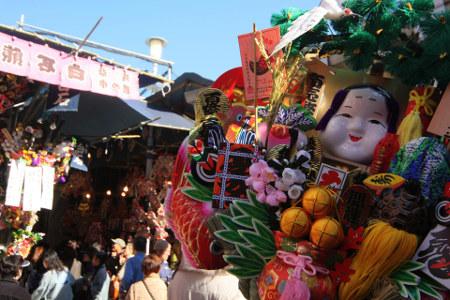 """Asakusa """"Tori no Ichi"""" Festival"""