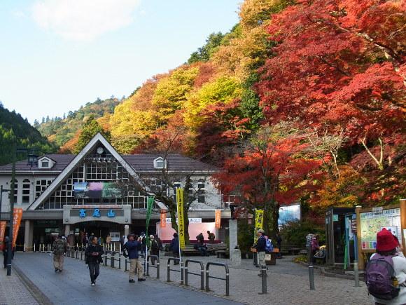 ≪Famous Autumn Foliage Spots≫ Mt. Takao