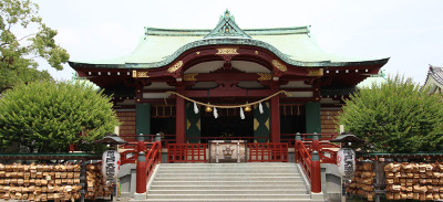 ≪Hatsumode Spot≫ Kameido Tenjin Shrine