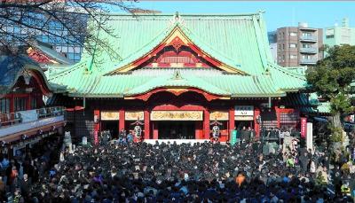 ≪Hatsumode Spot≫ Kanda Jinja Shrine (Kanda Myojin Shrine)