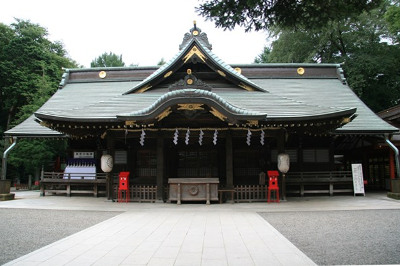 ≪Hatsumode Spot≫ Okunitama Jinja Shrine
