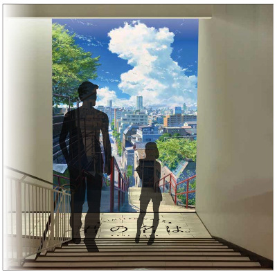 Limited Time Offer 「Your Name. (Kimi no Na wa.)」 Cafe (Ikebukuro PARCO)