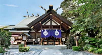 ≪Hatsumode Spot≫ Tokyo Daijingu Shrine