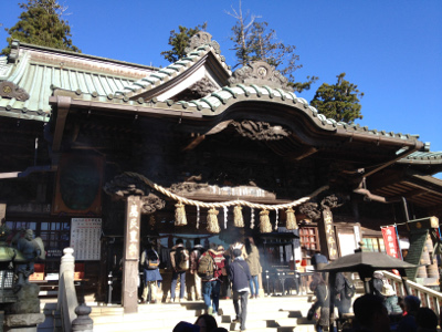 ≪Hatsumode Spot≫ Takao-san Yakuo-in Temple