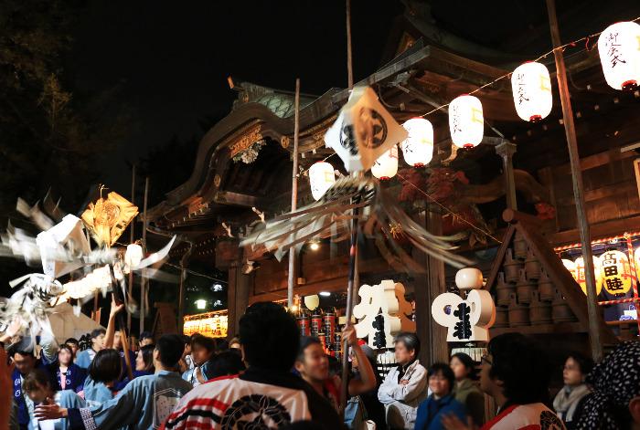 Zoshigaya Kishimojin Oeshiki Festival