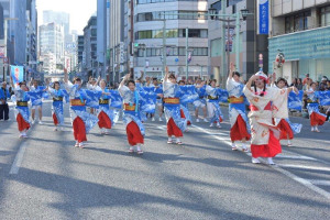 Nihonbashi-Kyobashi Festival / Oedo-Kakki Parade