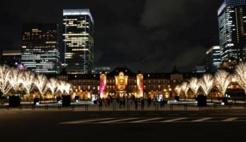 Tokyo Michiterasu Illumination