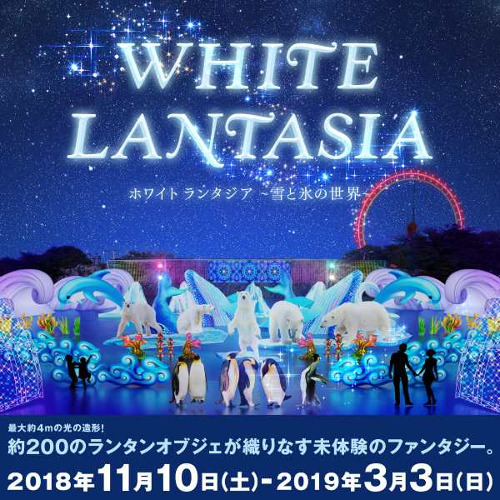 Seibu Amusement Park Winter Illumination