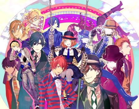 'Uta no Prince-sama Shining Masterpiece Show' Exhibition