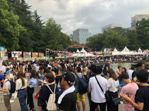 Japan Food Park 2019 (Hibiya Park)