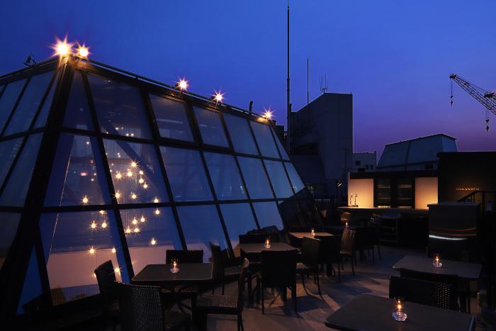 Jinnanken Rooftop Barbecue Beer Garden