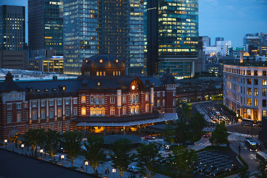 Beer Terrace (Marunouchi House)