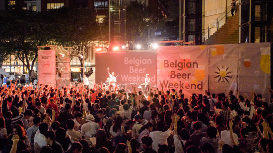 Belgian Beer Weekend Tokyo