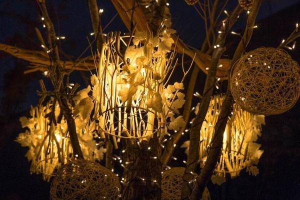 OMOHARA Christmas illumination