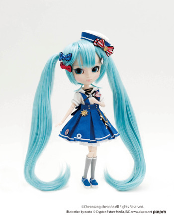 Hatsune Miku Figure Exhibition