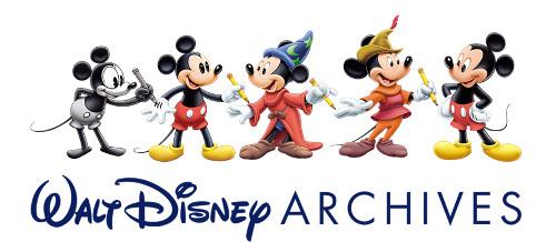 "Disney Exhibition ""Inside the Walt Disney Archives"""