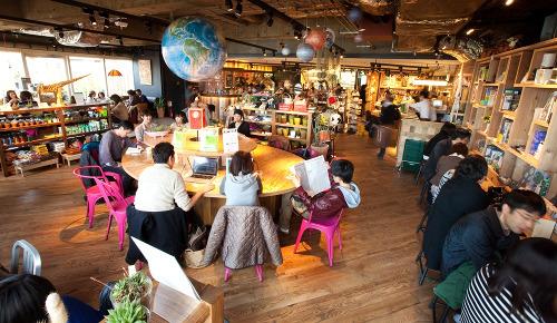 Crayon Shin-chan x Hands Cafe