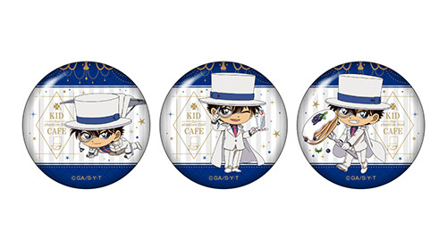 "Detective Conan ""Kaito Kid Cafe"""