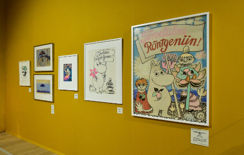 Moomin: the Art and the Story