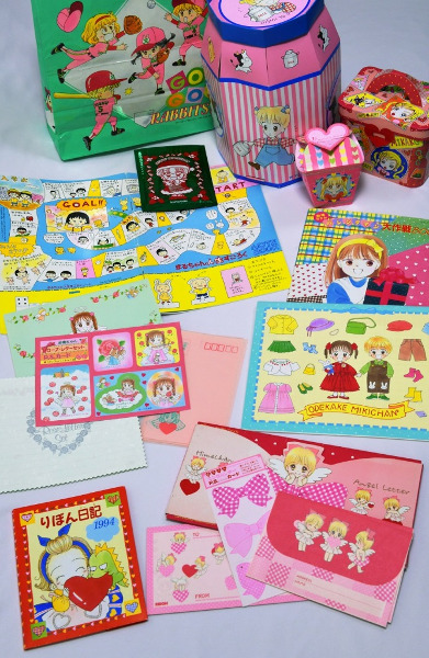 """Special Exhibition of the Girl's Manga Magazine """"Ribon"""""""