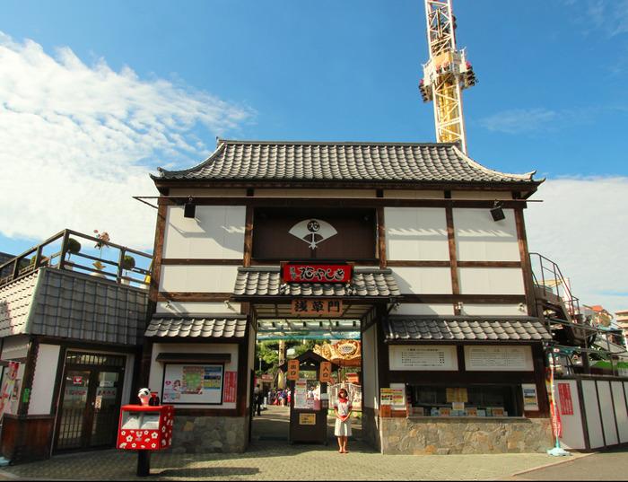 On August 7th, the admission fee for Asakusa Hanayashiki is free!