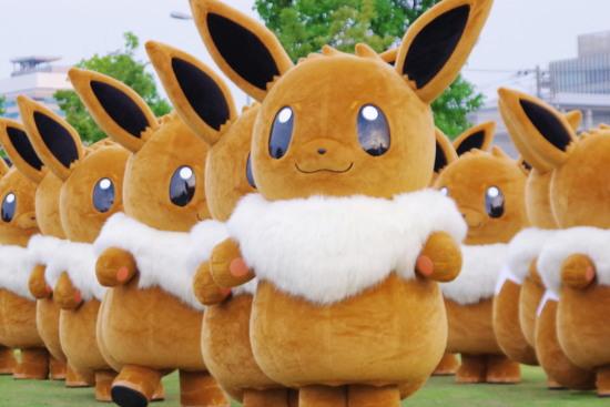 Pikachu Outbreak! (Pikachu Tairyo Hasseichu) 2019