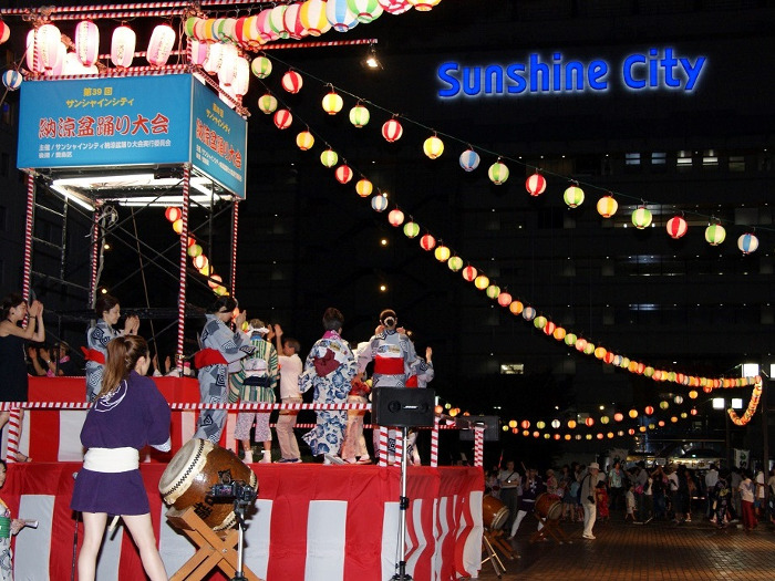 Sunshine City Bon Odori Dance Festival