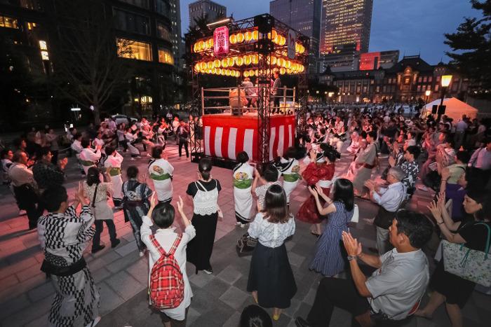 Tokyo Marunouchi Bon Odori Festival
