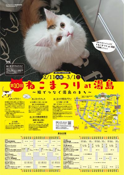 Cat Festival at Yushima