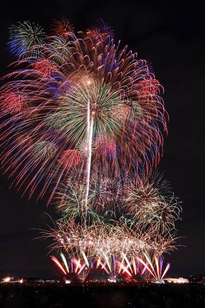 Setagaya Tamagawa Fireworks Festival