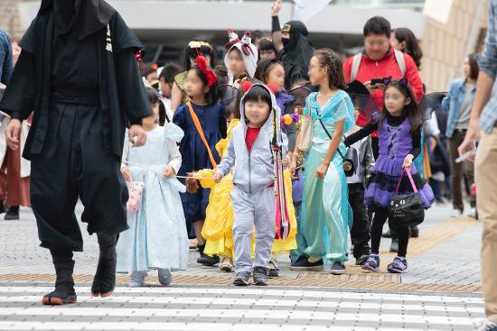 Shinagawa Halloween 2019