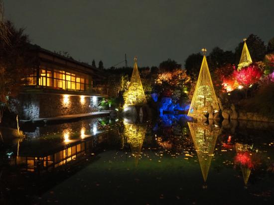 "Mejiro Garden ""Autumn Garden Light up"""